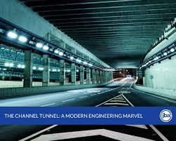 100 Modern Marvels Truck Stops The Channel Tunnel A Engineering Marvel