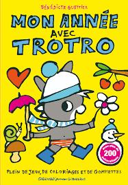 Trotro Dessin Animé Francais Joli 15 Coloriage Codé Maternelle