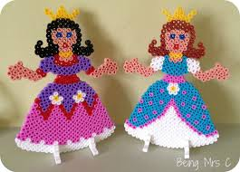 Halloween Hama Bead Patterns by Review Little Princess Hama Bead Gift Box Being Mrs C