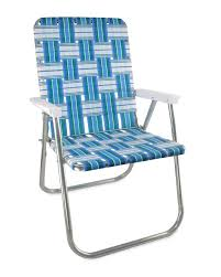 Aluminum Webbed Lawn Chairs - Lightweight Web Chair | Lawn ...