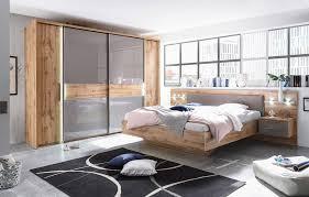 schlafzimmer komplettset wildeiche basaltgrau günstig möbel küchen büromöbel kaufen froschkönig24