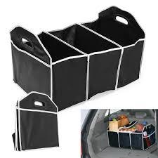 Foldable Multi Pocket Car Storage Containers Interior Tidy Organizer Auto Travel Moving Box