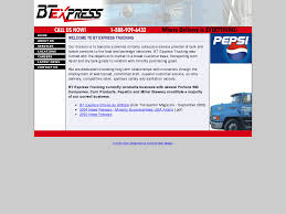 100 Bt Express Trucking Competitors Revenue And Employees Owler