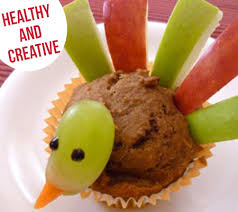 Healthy Pumpkin Desserts For Thanksgiving by 15 Recipes For Creating Turkey U0027s Out Of Fruits Veggies And