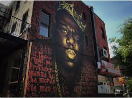 Big Ang Mural Petition by The Notorious B I G Mural In Bed Stuy Will Not Be Destroyed