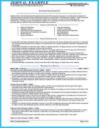 Samples Free Business Owner Resume Skills Summary