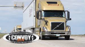 100 Largest Truck Worlds Convoy 2014 For Special Olympics YouTube