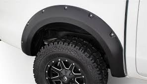 Pocket Style Fender Flares, Bushwacker, 20090-02 | Titan Truck ... Rust Removal And Bushwacker Fender Flares Installation 96 Ford F Oe Style 42018 Toyota Tundra Front 4097002 Colorado Flare Matte Black Pocketstyle How To Install By Mark Polk Youtube Husky Liners Long John Partcatalogcom Egr Bolton Look Bolt On Chevy Silverado 2014 Mercedes Benz X Class Double Cab Smooth 52017 F150 Pocket Prepainted Painted 2094502 Titan Or Mud Flaps Forum Community Of Pics Of Trucks With Bushwacker Fender Flares Page 2 Dodge