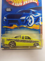 100 Pro Stock Truck Chevy Hot Wheels 2001 Diecast 164 Scale Car