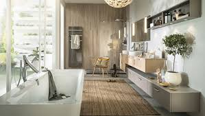 meubles de salle de bain sur mesure design moderne bois mobalpa