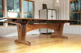 Custom Made Dining Room Tables Kitchen Table And