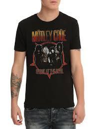 Motleys Pumpkin Patch by Motley Crue Shout At The Devil T Shirt Topic