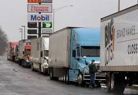100 Trucking Strike CT Trucking Industry Navigates Slow Turn Connecticut Post