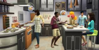 The Sims 4 Cool Kitchen Stuff Pack Cooking