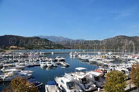 port de florent florent starting point for discovering corsica
