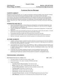 Customer Service Supervisor Resume Best Of Fresh Project Manager