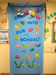 Spring Door Decorations For Preschool Classroom Decor School Stuff Backyards Design Decorating