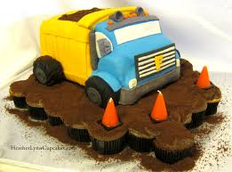 Dump Truck Cupcake Cake With Orange Cones | Spuds Mcgee's 3rd Bday ... Dump Truck Cupcake Cake With Orange Cones Spuds Mcgees 3rd Bday Truck Cake Crissas Corner Fresh Baked By Tracy Food Drink Pinterest Cstruction Pals Cakecentralcom Fondant Amandatheist Birthday Chuck Birthday Cakes Are So Cakes 7 For Adults Photo Design Parenting Another Pinner Wrote After Viewing All The Different Here Deliciously Declassified