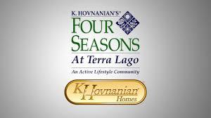 K Hovnanian Homes Floor Plans North Carolina by K Hovnanian U0027s Four Seasons At Terra Lago New Homes In Indio Ca