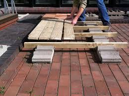 kosten für den terrassenbau damit müssen sie rechnen