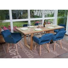 esszimmerstuhl hwc a50 ii stuhl küchenstuhl retro 50er jahre design samt petrol helle beine