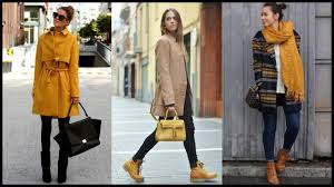 How To Wear Mustard Color Combinations