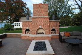 Outdoor Fireplace Aledo IL Gallery Landscaping Network
