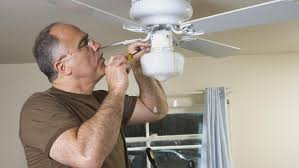 Wobbly Ceiling Fan Box by 8 Steps Of How To Install A Ceiling Fan Hirerush