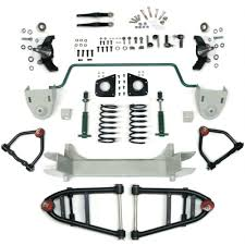 Mustang II 2 IFS Front End Kit For 52-79 MG / Austin Stage 2 ...