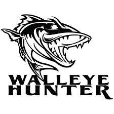 100 Hunting Decals For Trucks Walleye Fishing Sticker Walleye Decal Walleye Fishing Decal