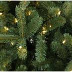 Home Depot Ge Pre Lit Christmas Trees by Ge 9 Ft Indoor Pre Lit Led Energy Smart Spruce Artificial