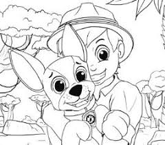 Carlos And Tracker From Paw Patrol