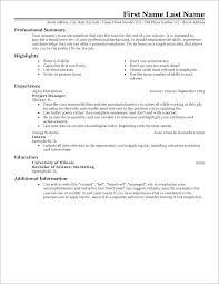 Resume Examples With Unfinished Education Combined