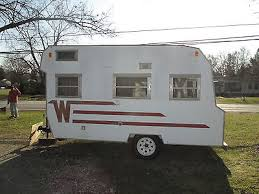 Vintage 1960 Winnebago Camper