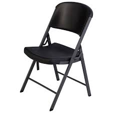 Lifetime Commercial Grade Contoured Folding Chair, Black Lifetime Commercial Folding Chair 201 D X 185 W 332 H Almond White Plastic Seat Metal Frame Outdoor Safe Set Of 4 With Carry Handle Ltm480372 Chairs 32 Pack 80407 Black Classic 4pack Lowes Pk 80643 480625 Contemporary 42810 Light Granite Of 6foot Stacking Table And Combo