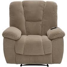 Serta Memory Foam Managers Chair by Serta Big U0026 Tall Memory Foam Massage Recliner With Usb Charging
