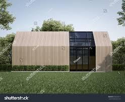 100 Modern Wooden Houses Exterior Wood House 3 D Render 782229211