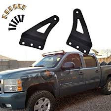 omotor windshield mounting brackets 52inch