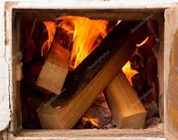 open door rustic stoves burning wood and fire heating homes a
