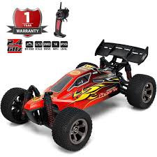 GPTOYS S915 RC Car 18+Mph 2.4Ghz Remote Control Car 1:12 Scale 2WD ...