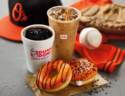 Dunkin Donuts Pumpkin Muffin 2017 by It U0027s Pumpkin Time How You Can Get Free Fall Drinks At Your