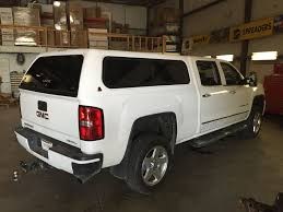 White GMC Sierra Denali With Leer Truck Cap Installed At CPW Truck ... Leer 180 Xr Truck Cap Leer Dealer Boss Van Truck Outfitters Sierra Tops Custom Accsories 122 And Mopar Bedrug Install Protect Your Cargo Cap All Glass Rear Door Hinges 2 With Hdware 63513 100xq Parts Ebay Canopy West Fleet And Dealer Freddies Trading Post Canopies Tonneaus Bedliners In Kennewick Truck Caps Vs Are The Hull Truth Boating Fishing Forum