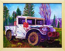 100 Lobos Truck Jason Dodge Power Wagon Real Art Is Better