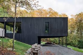 100 Austin Cladding 7 Gorgeous Black Timber Homes To Swoon Over Curbed