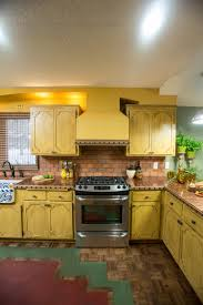 Antique Terra Cotta Tile Featured On The Diy Network Show I by Photos I My Kitchen Diy
