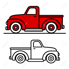 Two Cartoon Vintage Pick-up Truck Outline Drawings, One Red And ... Vector Cartoon Pickup Photo Bigstock Lowpoly Vintage Truck By Lindermedia 3docean Red Yellow Old Stock Hd Royalty Free Blue Clipart Delivery Truck Image 3 3d Model 15 Obj Oth Max Fbx 3ds Free3d Drawings Trucks 19 How To Draw A For Kids And Spiderman In Cars With Nursery Woman Driving Gray Pick Up Toons Surprised Cthoman 154993318 Of A Pulling Trailer Landscaper Equipment Pin Elden Loper On Art Pinterest Toons