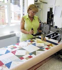 Our Long Arm Quilting Service
