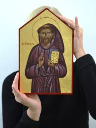 st francis of assisi elenis icons