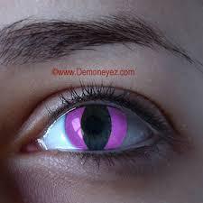 cat contacts pink cat contact lenses eyez lens