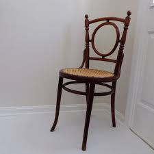 Thonet Bentwood Chair Cane Seat by Antique Fischel Cane Wood Parlor Chair Austria Bentwood